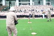 Mít tinh, diễu hành hưởng ứng Ngày thế giới phòng chống bom mìn 4/4