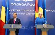 Romania mong muốn Việt Nam trở thành đối tác chặt chẽ trong khu vực Đông Á