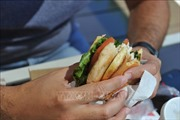 Thu hồi 30.000 kg bánh sandwich vì chứa một loại nhựa hơi trong