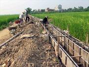 Xây dựng nông thôn mới ở Quảng Nam: Bài 2 - Còn nhiều  khó khăn