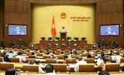Kỳ họp thứ 7: Xin ý kiến Quốc hội 3 nội dung dự thảo Luật Đầu tư công (sửa đổi)