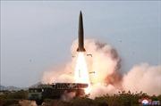 Nhật Bản khẳng định Triều Tiên phóng 2 tên lửa tầm ngắn