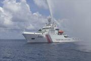 Indonesia bác bỏ 'Đường chín đoạn' mà Trung Quốc tự ý vẽ trên Biển Đông