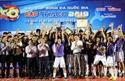 Câu lạc bộ Hà Nội xuất sắc giành Siêu cúp Quốc gia 2019