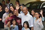 Điện mừng Thủ tướng Malaysia