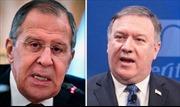 Giữa căng thẳng quan hệ, Ngoại trưởng Nga - Mỹ điện đàm