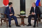 Nhật Bản, Nga cân nhắc thiết lập khung tham vấn cấp cao về hiệp định hòa bình