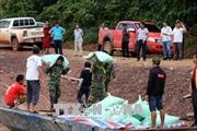 Nỗ lực tìm kiếm người mất tích vụ vỡ đập thủy điện tại Lào