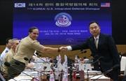 Hàn Quốc - Mỹ nhất trí duy trì trừng phạt Triều Tiên