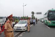 Từ 8 - 17 giờ ngày 2/3 cấm phương tiện lưu thông trên QL1 từ Hà Nội đi Đồng Đăng