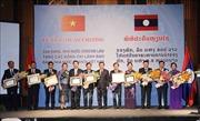 Trao Huân chương Tự do của Lào tặng lãnh đạo MTTQ, Ban Dân vận Trung ương