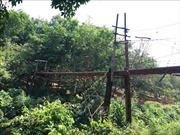 Không sửa chữa cầu treo dân sinh, 4 Chủ tịch UBND huyện của Kon Tum bị phê bình