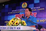Thành phố Hồ Chí Minh gặp gỡ, động viên hơn 300 công nhân bị tai nạn lao động