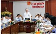 Phó Chủ tịch Quốc hội Phùng Quốc Hiển thăm và làm việc tại Quảng Nam