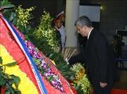 Tình cảm của bạn bè quốc tế với nguyên Chủ tịch nước, Đại tướng Lê Đức Anh