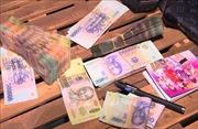 Bắt giữ nhóm đối tượng cho vay nặng lãi và tổ chức đánh bạc
