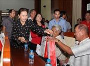 Chủ tịch Quốc hội Nguyễn Thị Kim Ngân: Tỉnh Hậu Giang cần tìm đầu ra ổn định cho nông sản thế mạnh