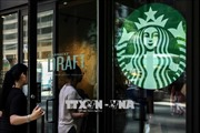 Nestle bắt đầu bán cà phê mang thương hiệu Starbucks