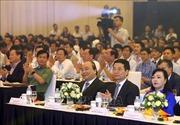 Thủ tướng dự Diễn đàn quốc gia phát triển doanh nghiệp công nghệ Việt Nam