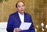 Thủ tướng Nguyễn Xuân Phúc gửi thư thăm hỏi các nước châu Âu về tình hình dịch COVID-19
