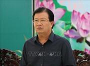 Phó Thủ tướng Trịnh Đình Dũng tiếp Phó Chủ tịch Tập đoàn Hanesbrands