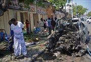 Đánh bom xe ở thủ đô của Somalia, ít nhất 11 người thiệt mạng