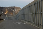 Tổng thống Mỹ quyết tâm theo đuổi kế hoạch xây dựng bức tường biên giới