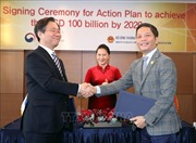 Nâng kim ngạch thương mại Việt-Hàn lên 100 tỷ USD vào năm 2020