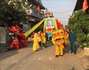 Lễ hội cầu ngư của người dân vùng biển Cảnh Dương