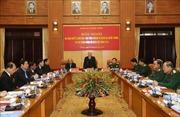 Ra Nghị quyết lãnh đạo về nhiệm vụ quân sự và xây dựng Đảng bộ Quân đội năm 2019