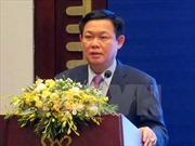 Phó Thủ tướng Vương Đình Huệ tiếp Đoàn Quỹ Tiền tệ Quốc tế IMF