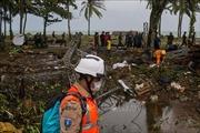 583 người thiệt mạng, mất tích sau thảm họa sóng thần tại Indonesia