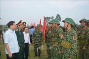 Tạo mọi điều kiện để các tân binh đạt thành tích cao trong học tập, rèn luyện