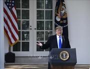 Tổng thống Mỹ đề nghị châu Âu tiếp nhận lại các công dân đã gia nhập IS tại Syria