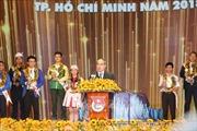Vinh danh 9 công dân trẻ tiêu biểu TP Hồ Chí Minh