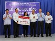 Agribank trao tặng 3,5 tỷ đồng an sinh xã hội tại tỉnh Tây Ninh