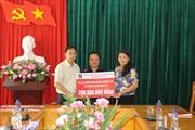 Agribank Thanh Hóa hỗ trợ khách hàng khắc phục hậu quả do mưa lũ