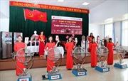 """Agribank Cao Bằng tổ chức Lễ Quay số trúng thưởng """"Kỷ niệm 30 năm thành lập Agribank Cao Bằng"""""""