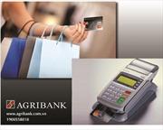Thanh toán kiểu 'quẹt điện thoại, vẫy thẻ' tại POS Agribank