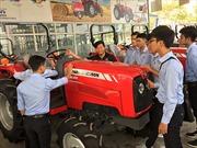 Agribank giúp cơ giới hóa nông nghiệp tại vùng Đồng bằng sông Cửu Long