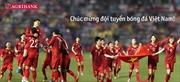 Agribank tặng 02 tỷ đồng cho 2 đội tuyển bóng đá nam và nữ Việt Nam