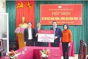 Agribank quyên góp ủng hộ nhân dân tỉnh Vĩnh Phúc 800 triệu đồng phòng chống dịch COVID-19