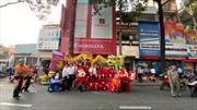 Agribank chi nhánh 11 khai trương Phòng giao dịch Hồng Bàng