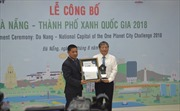 Thành phố xanh quốc gia của Việt Nam là Đà Nẵng