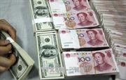 Dự trữ ngoại tệ của Trung Quốc bất ngờ tăng trong tháng 11