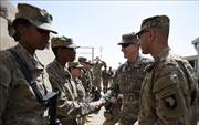 Mỹ rút bớt quân tại Afghanistan sẽ góp phần thúc đẩy đàm phán hòa bình với Taliban