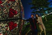 Hãy đến chiêm ngưỡng nghệ thuật sắp đặt ánh sáng tại Hồng Kông!