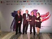 Teledyne e2v Bắc Kinh được nhận giải thưởng đổi mới sáng tạo trong điều trị bệnh ung thư bằng xạ trị
