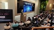 Dự án Blockchain OASIS BEBIT tổ chức thành công cuộc meetup đầu tiên tại Singapore