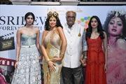 Bảo tàng Madame Tussauds Singapore khai trương tượng sáp của nữ ngôi sao điện ảnh Bollywood Sridevi